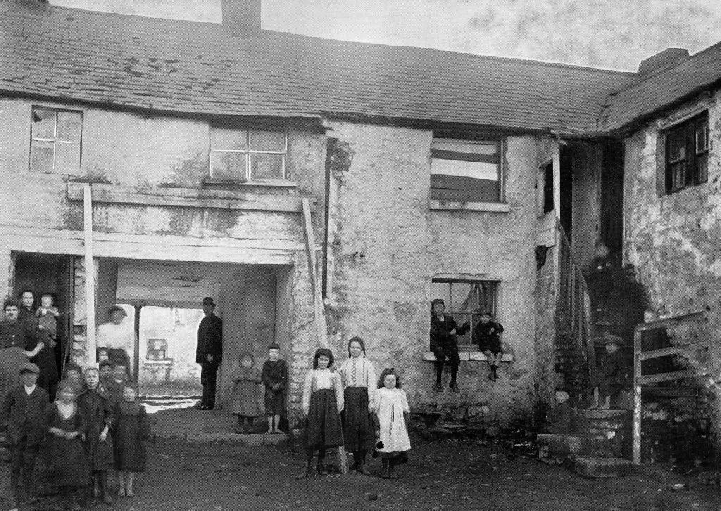 DD019 Gorman's Yard, Inchicore, 1911