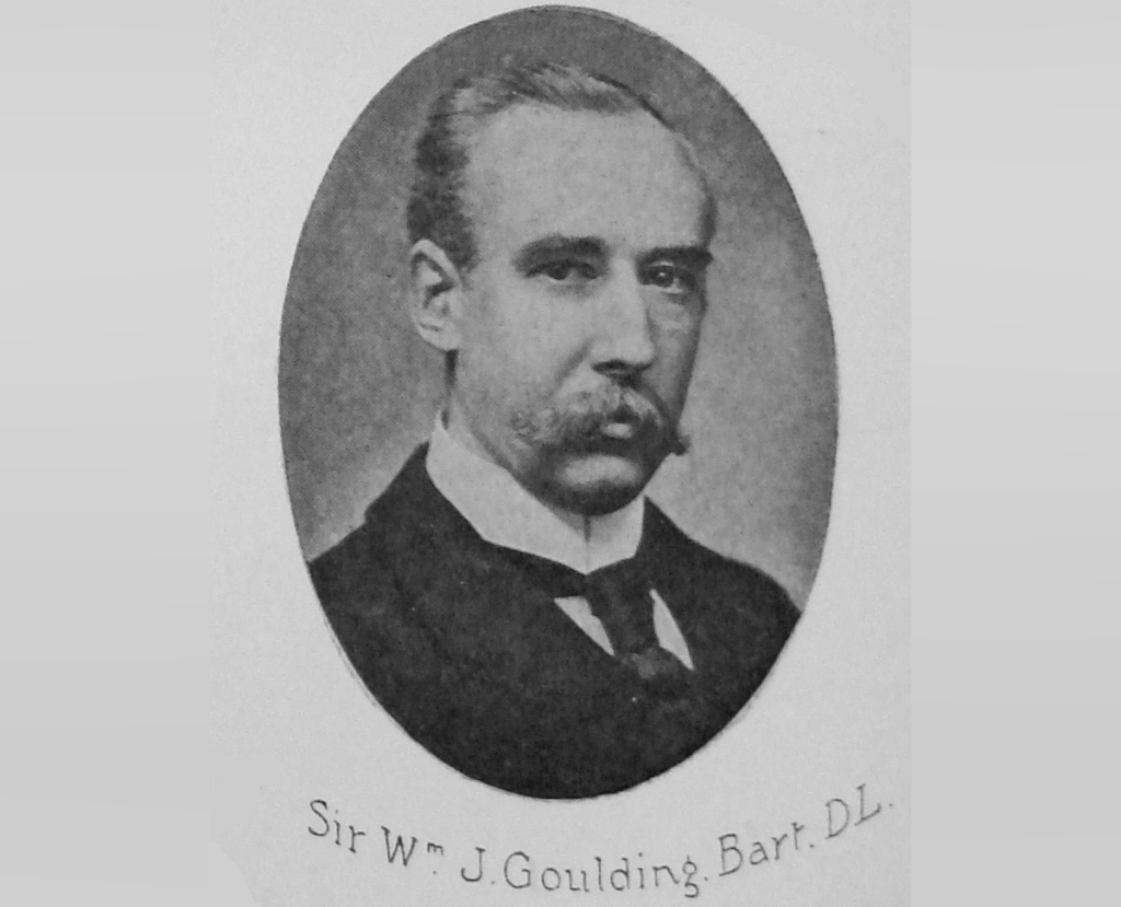 016 Sir William Goulding